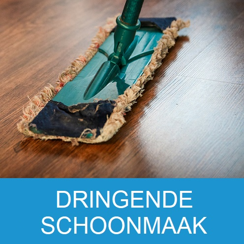 DRINGENDE SCHOONMAAK - LM-Cleaning